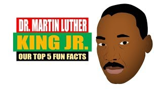 Dr Martin Luther King Jr for Kids | Fun Facts for Students | Black History Month Biography