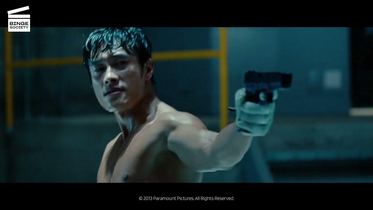 Joe: Retaliation: Storm Shadow escapes (HD CLIP) фотки