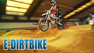 MEIN ERSTES MAL E-MOTOCROSS | EDIRTARENA KTM E-XC FREERIDER