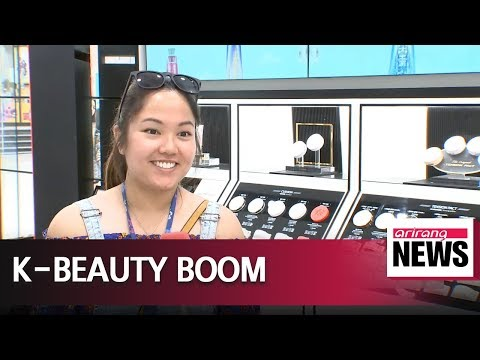 Korea's cosmetics exports hit record high in 2017
