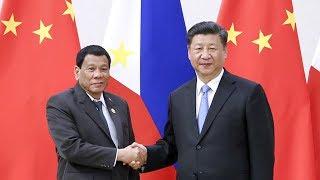 Live: President Xi, Duterte hold joint press conference 习近平与菲律宾总统杜特尔特举行新闻发布会
