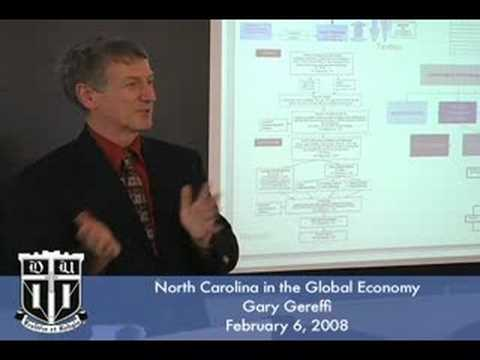 North Carolina in the Global Economy