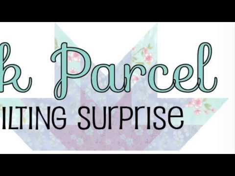 Patchwork Parcel Fabric Bundle July, 2018