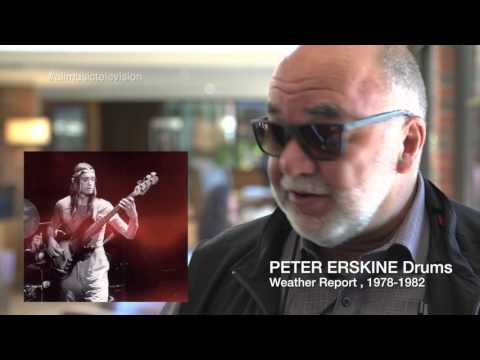 Peter Erskine talks 'Jaco Pastorius'