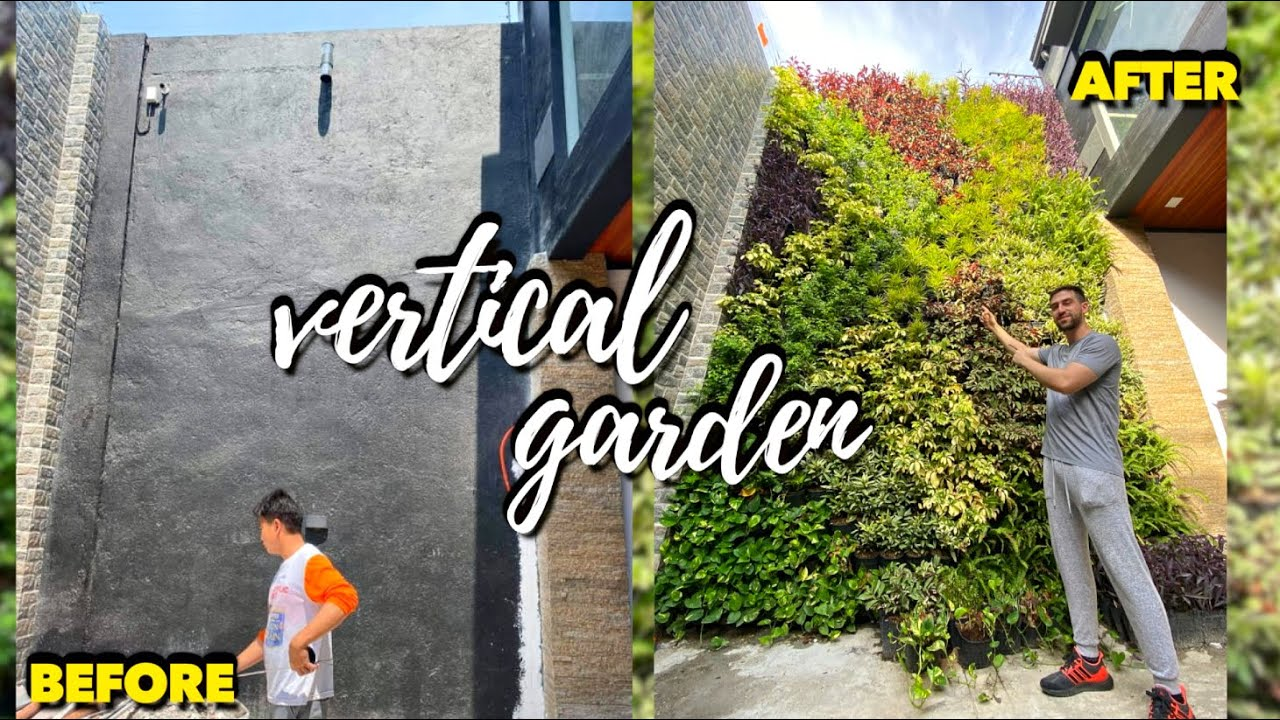 Biggest Residential Living Wall? 🍃A Day in the Life Finishing the DREAM HOUSE 🏠