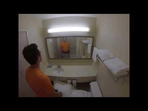 "Chad Kiehn Uspsa hotel room mag change practice  ""room service?"" - Having a little too much fun"