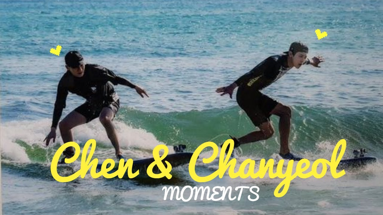 EXO Chanyeol and Chen Moments「Chanchen 」♡ Shall we?/You Never Know