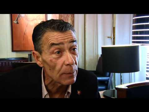 Alain Caillol, gangster et écrivain