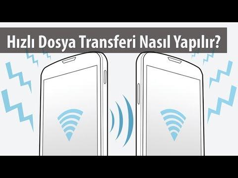WiFi Direct Ile Hızlı Dosya Paylaşımı Nasıl Yapılır?