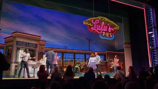 Katie Lowes and Adam Shapiro Take Their First Bows in Waitress on Broadway