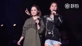 [Cam] TwinsLOL世界巡回演唱会-上海站 live 《就說我們都是華麗的單身族》 24092016