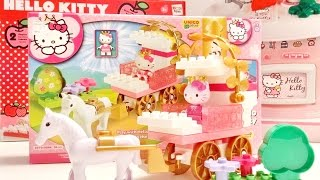 Playbig Bloxx Hello Kitty Princess In The Castle Toys