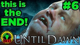 GTLive: ONE WILL DIE - Until Dawn Ending