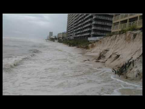 Hermine Shifts NorthWest, Long Island Evacuation Order Given by Mistake, Severe Beach Erosion