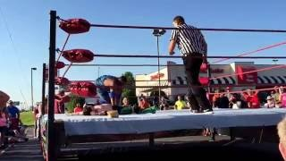 5 20 16 lucas nero vs alexander overton from awf alabama wrestling federation