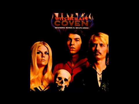 Coven - Witchcraft Destroys Minds & Reaps Souls (Full Album) - 1969