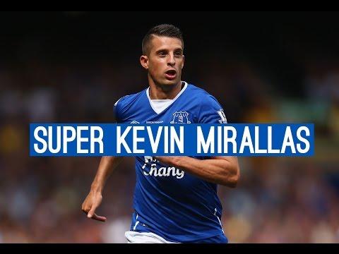 Super Kevin Mirallas