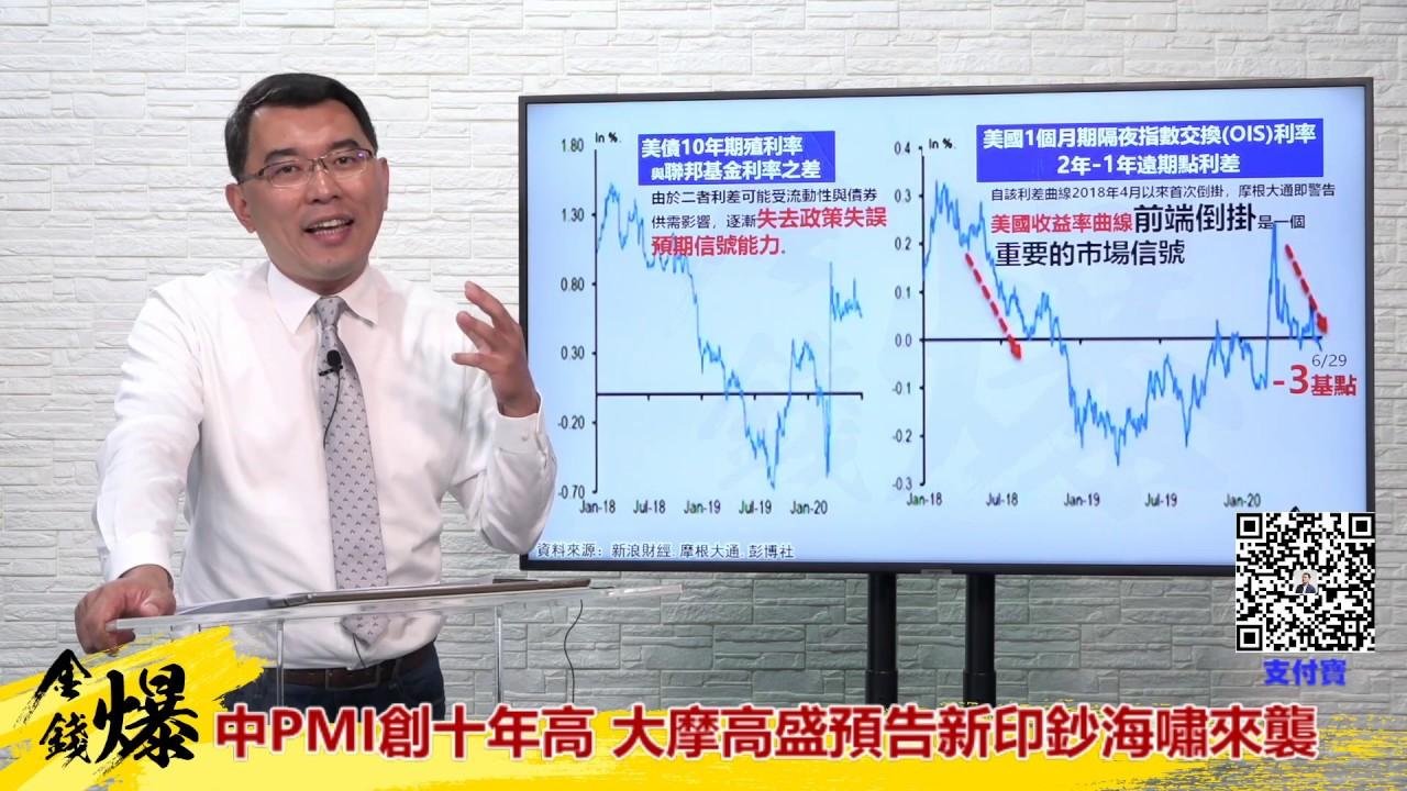 《楊世光在金錢爆》20200703中國PMI創十年高 大摩高盛預告新印鈔海嘯來襲#第2421集
