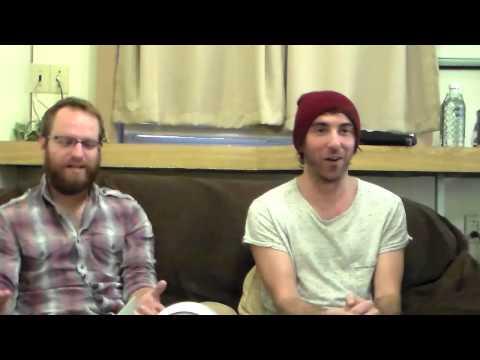 Talking With Soup- Alex Gaskarth