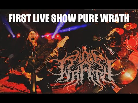 Pure Wrath - Grief Of Our Fathers (First Live Show)