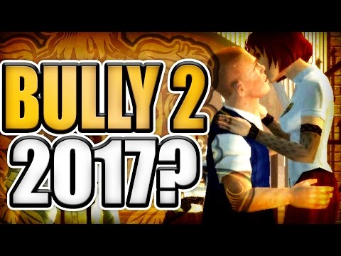 IS ROCKSTAR GAMES HYPING US FOR BULLY 2?!