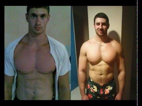 бодибилдинг трансформация тела за 4 года