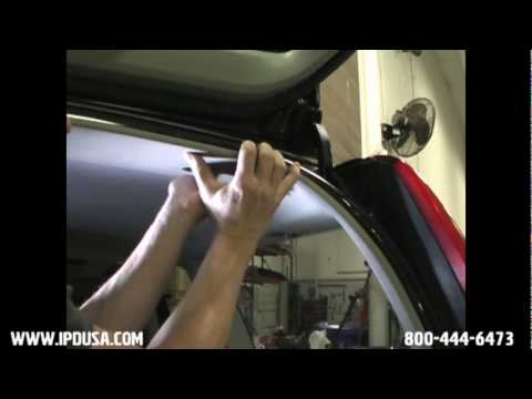 ipd volvo tailgate support shock replacement  series wagons youtube
