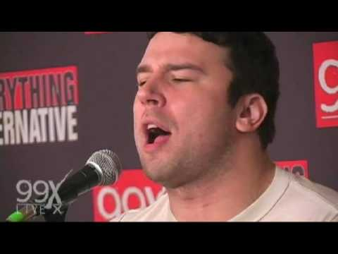 99X - Live X - Say Anything -
