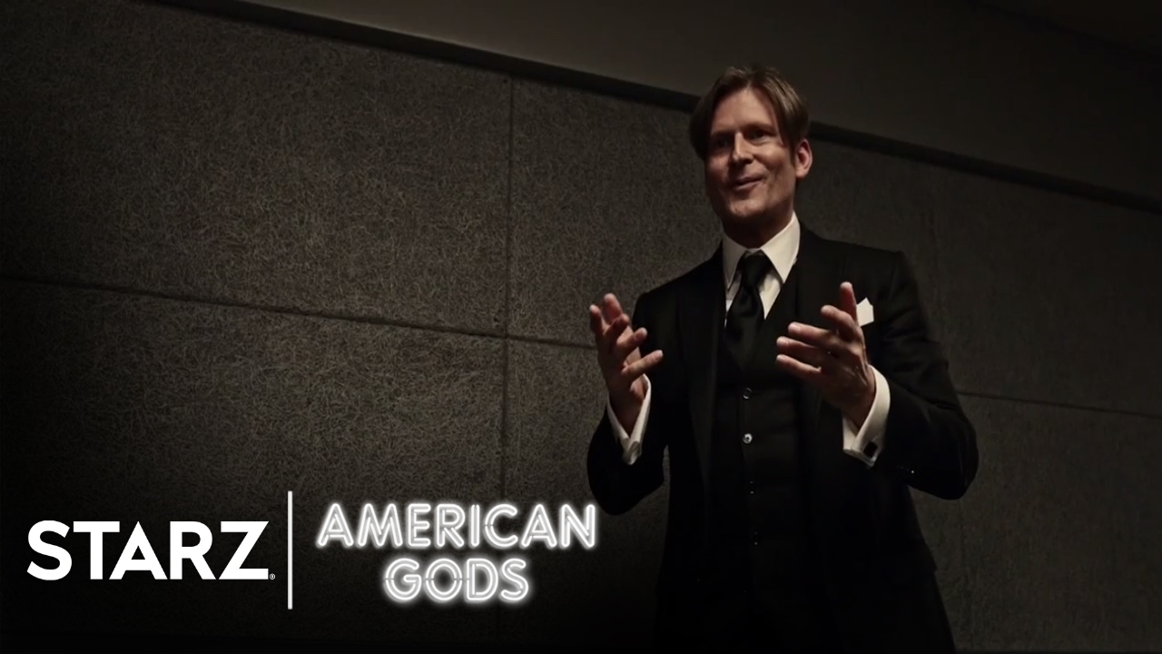 American Gods Mr World