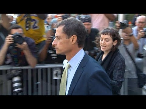 Anthony Weiner sentenced in se anthony weiner