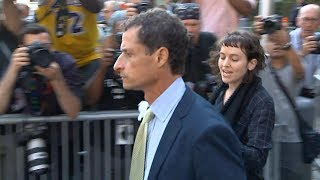 Anthony Weiner sentenced in sexting case