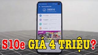 Tư vấn điện thoại Galaxy S10e GIÁ SỐC 4 TRIỆU có đáng mua không?