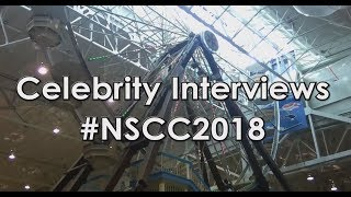 Celebrity Interviews at the 2018 National Sports Collectors Convention