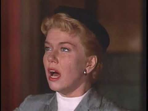 Doris Day - Que Sera Sera - The Man Who Knew Too Much  (1956)
