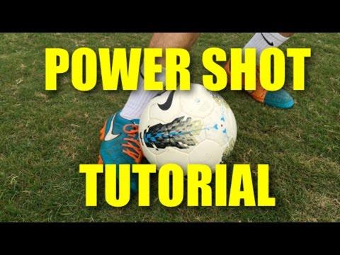 Power Shot Technique   Tutorial