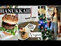 What I Eat On Hanukkah + Decorating Christmas Tree // Life In Israel Vlog