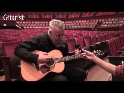 Tommy Emmanuel: interview in Carré, Amsterdam