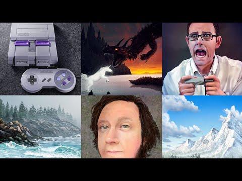 My Top 10 Digital Art of 2017 - #DigitalArt