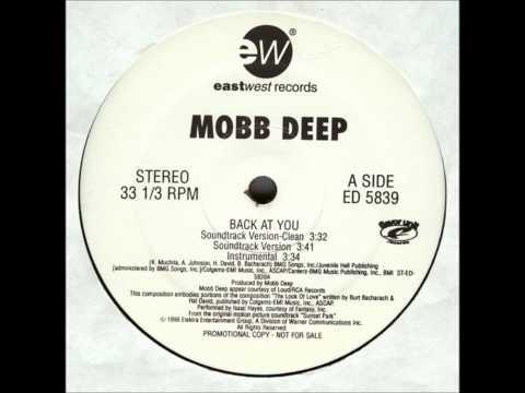 Mobb Deep-Back At You (Instrumental) HQ