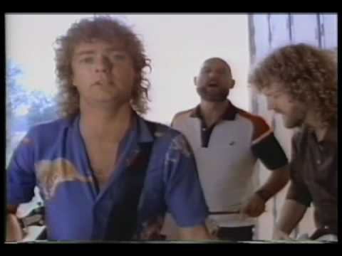 April Wine - Enough Is Enough (Official Music Video)