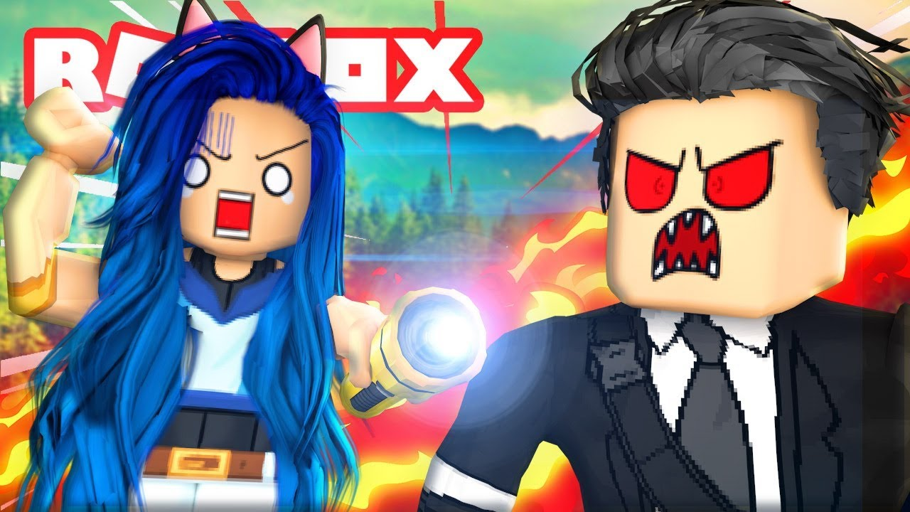 READING SPOOKY STORIES IN ROBLOX!