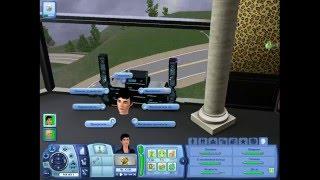 как добавить музыку в Sims 3