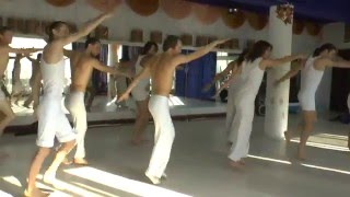 """Lessons Indian Bollywood Lila Dance School Урок Индийский болливуд """"Индостан"""" 1ч Лила Чернигов танцы"""