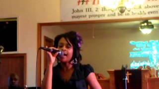 "Dimisia Mcclary- Canton Jones ""Love Song"""