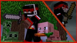 I Am LaGGeR [Minecraft Animation]