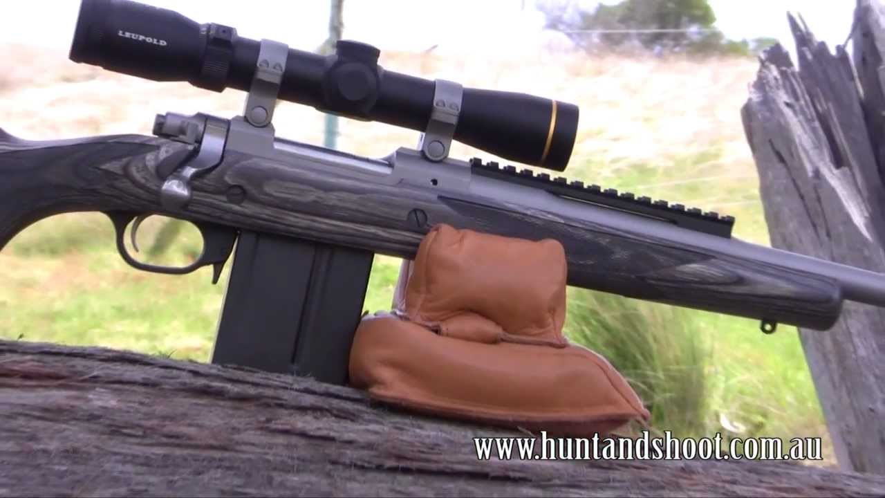 The Ruger Gunsite Scout Rifle (GSR) Review