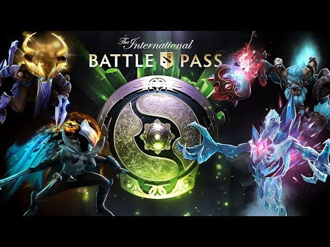 The International 2018 Battle pass - IMMORTAL TREASURE I - Full Preview - Dota 2