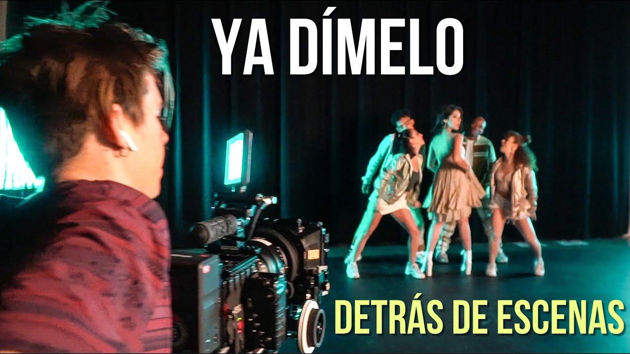 """DETRAS DE ESCENAS DE """"YA DIMELO"""" - Giselle Torres"""