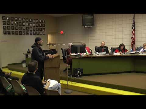 Dearborn Heights City Council Meeting 12/10/19 Part 2 (Re-Post Raw Footage)