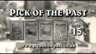 Pick Of The Past Video Trailer. Videos of Old Reading, Berkshire Town for sale in DVD.